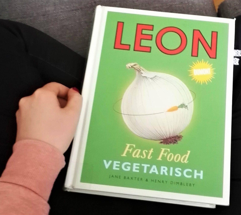 Leon Fast Food vegetarisch Kochbuch