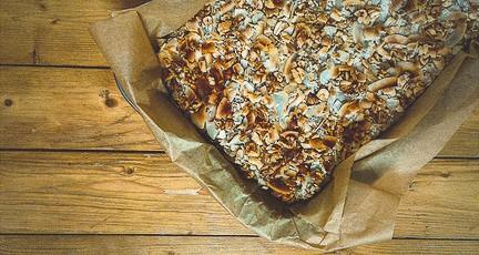 20 Minuten Zubereitung, Frühstück für die ganze Woche – Chewy Oatmeal Breakfast Bars
