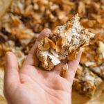 oatmeal breakfast bar rezept