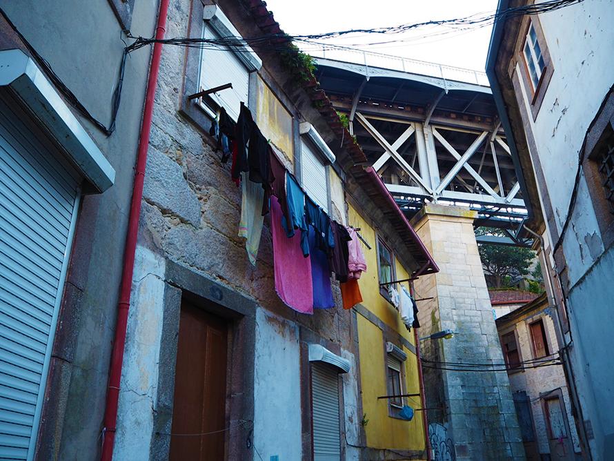 Älteste Straße in Porto
