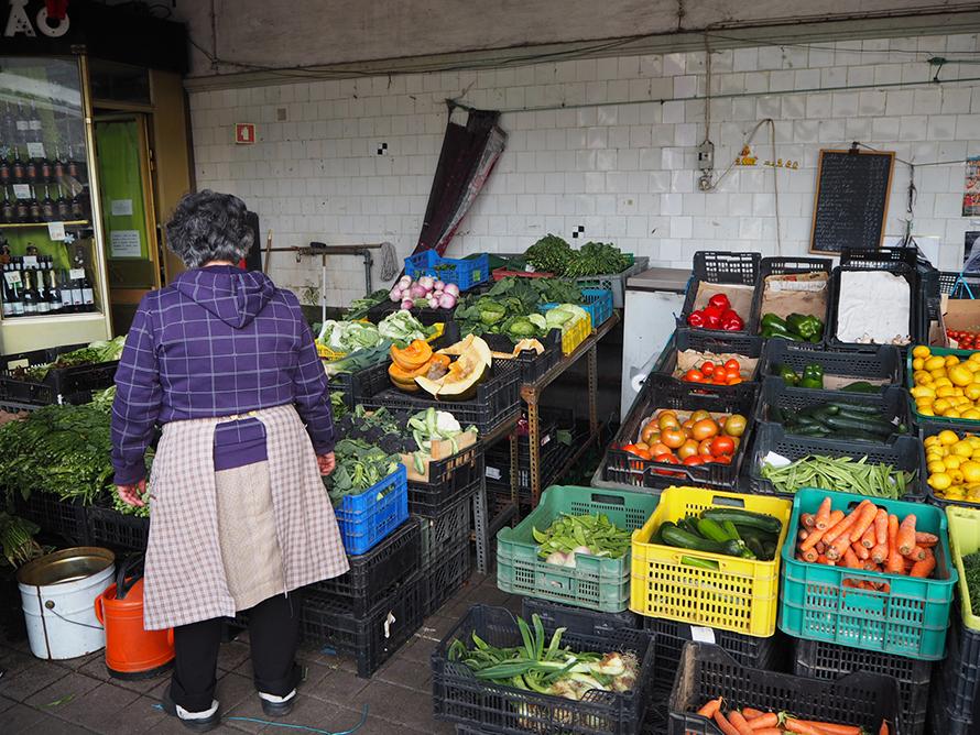 Markt in Porto