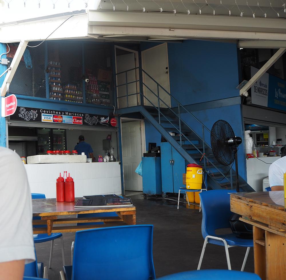 ceviche mercado de mariscos