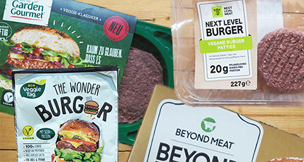 Beyond Meat vs. Incredible vs. Lidl vs. Aldi – der beste Veggie Burger Pattie