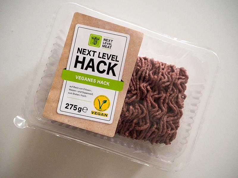 Lidl veganes Hackfleisch