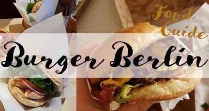 Die besten Burger in Berlin