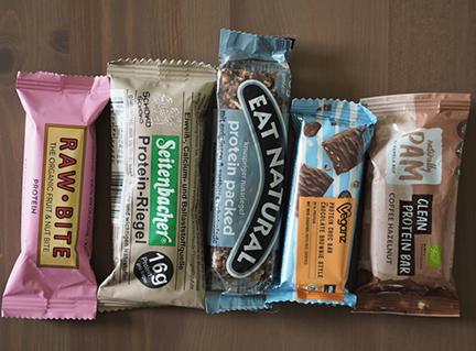 raw bite protein, seitenbacher protein, eat natural protein packed, veganz protein, naturally pam coffee hazelnut
