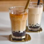 Bubble Tea Rezept mit Milch